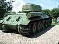 PL Czarnkow tank T-34 2011 No04.JPG