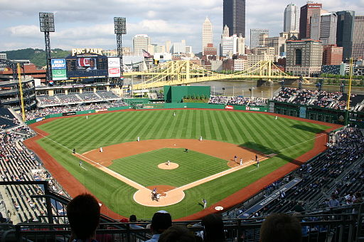 Family Fun in Pittsburgh - Tour PNC Park - Click over for Carpe Travel's list of 10 fun things to do in #Pittsburgh with kids.