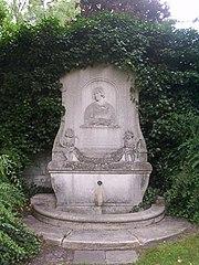 Paderborn Luise-Hensel-Denkmal