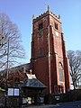 Paignton Parish Church Tower - geograph.org.uk - 366032.jpg