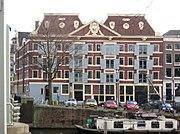 pakhuis van de WIC in Amsterdam