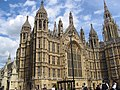 Palace of Westminster. The Houses of Parliament- Здание Парламента. - panoramio.jpg