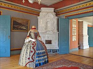 Palmse - Palmse manor, interior