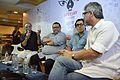 Panel Discussion - Cinemar Sahitya Na Sahityer Cinema - Apeejay Bangla Sahitya Utsav - Kolkata 2015-10-10 5760.JPG