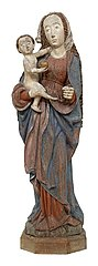 Panna Marie s Ježíškem ze Skalné