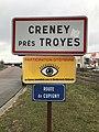 Panneau entrée Creney près Troyes 3.jpg