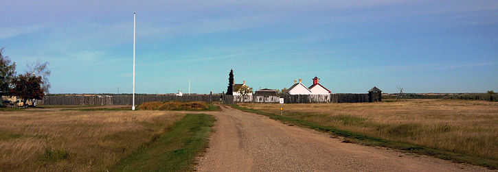 Lieu historique national de Fort Battleford à Battleford