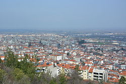 Panoramic view of Veria - 2014.JPG