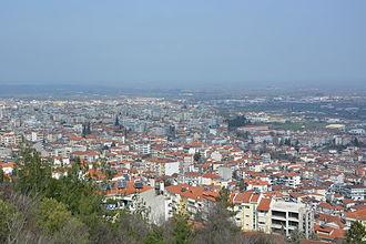 Veria - Panoramic view