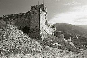 Rocca Maggiore - Photo by Paolo Monti, 1967