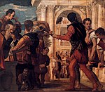 Paolo Veronese - Marriage at Cana (detail) - WGA24875.jpg