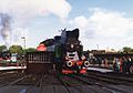Parade of steam locomotives in Wolsztyn (1994r (2) TKt48 143.jpg