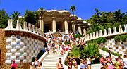 Parc Güell (Barcelona) - 58