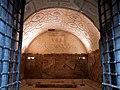 Parco archeologico delle tombe di via Latina Sepolcro valeri2 - camera sepolcrale.jpg