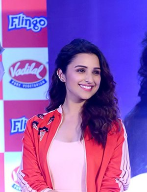 Parineeti Chopra - Chopra at at a promotional event in 2016