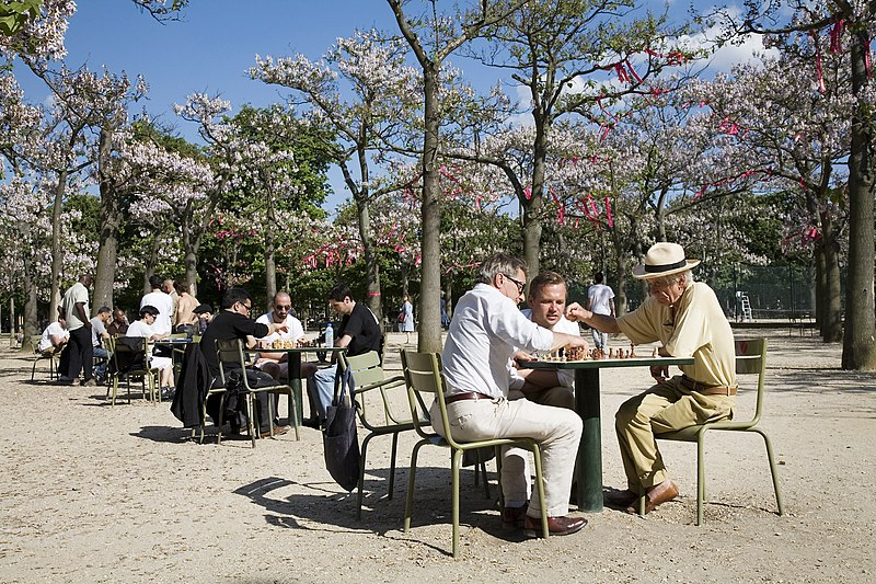 File:Paris - Playing chess at the Jardins du Luxembourg - 2955.jpg