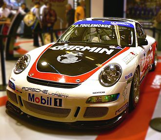2006 Paris Motor Show - Porsche 997 Toulemonde at Paris 2006