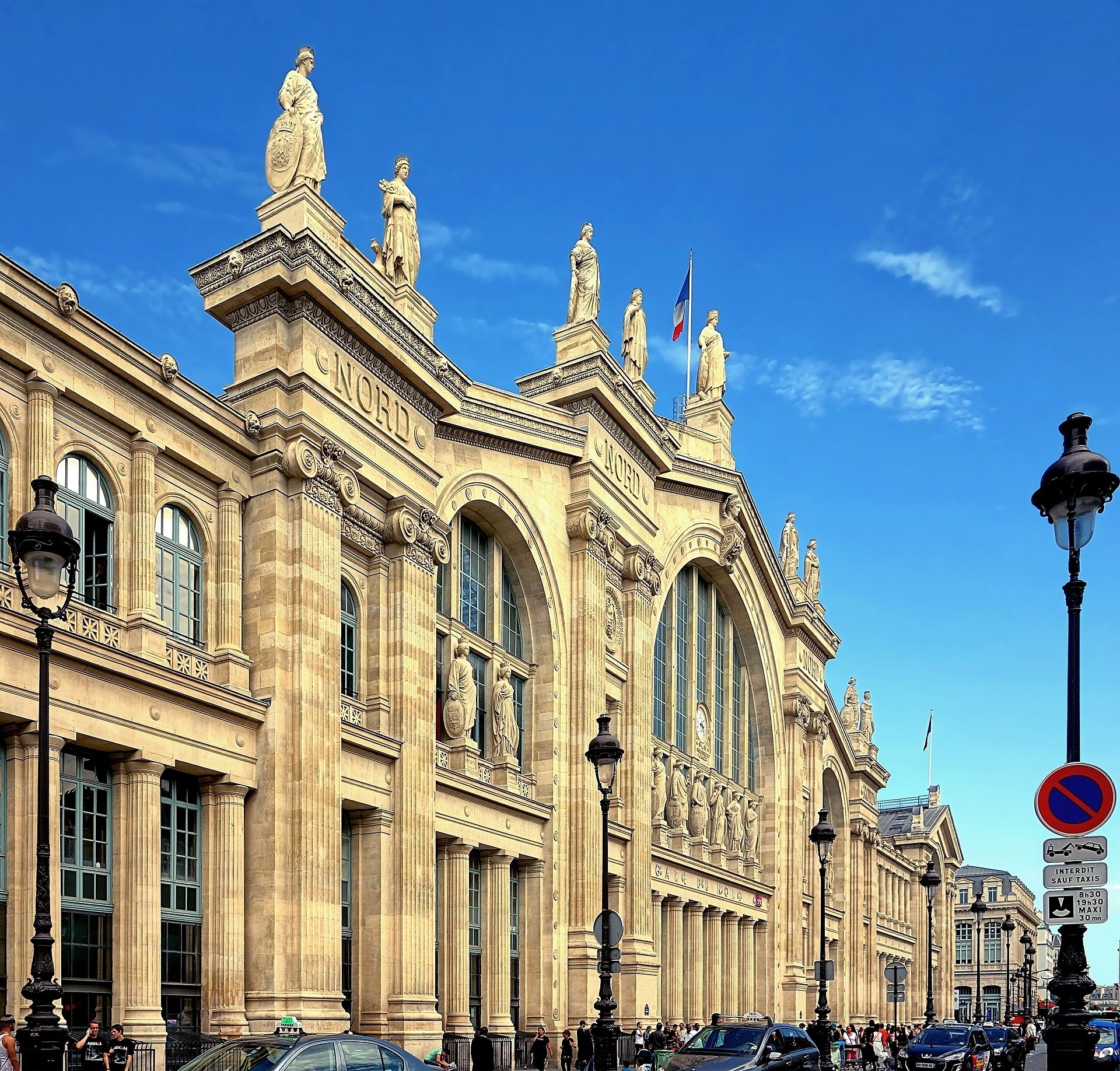 gare de paris nord wikip dia. Black Bedroom Furniture Sets. Home Design Ideas