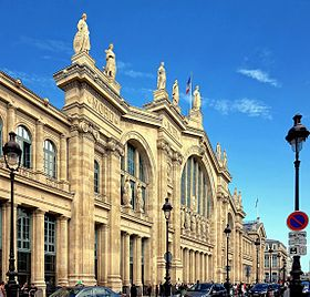 Image illustrative de l'article Gare de Paris-Nord
