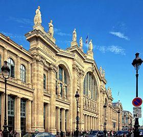 Hotel Les  Gares Paris