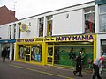 Party Mania - Burleigh Street - geograph.org.uk - 710666.jpg