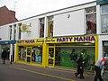 Party Mania - Burleigh Street - geograph.org.uk - 710666.jpg