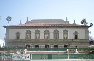 Pasadena Civic Center District - Image: Pasadena Civic Auditorium