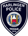 Official logo of Harlingen, Texas