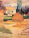 Paul Gauguin, Ferme à Arles (1888).jpg