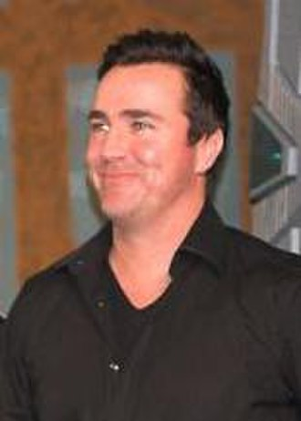 Carson Beckett - Paul McGillion, who portrayed Beckett at the Pegasus Three convention in London, 2008.