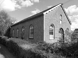 William Bridges (preacher) - Image: Peculiar People's Chapel Tillingham, Essex (2017)