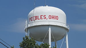 Peebles, Ohio - Image: Peebles OH3