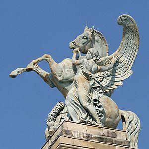 Renown holding back Pegasus
