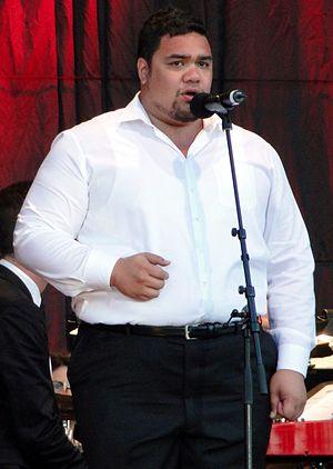 Sole Mio - Pene Pati, a member of Sole Mio