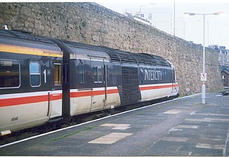 InterCity (British Rail) - Image: Penzance. geograph.org.uk 102199