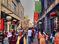 People at Qianmen Market in Beijing, China - panoramio.jpg