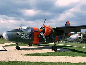 Percival Pembroke C.54 Luftwaffe 5421 pic2.JPG