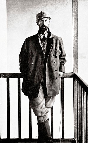 Percy Fawcett - Fawcett in 1911