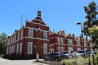 Perth Modern School - Image: Perth Modern School, 2015 01
