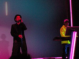 Pet Shop Boys live (2007)