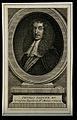 Peter Barwick. Line engraving by G. Vertue, 1721. Wellcome V0000387.jpg