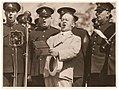 Peter Dawson singing with New South Wales Police, 1930's Sam Hood.jpg