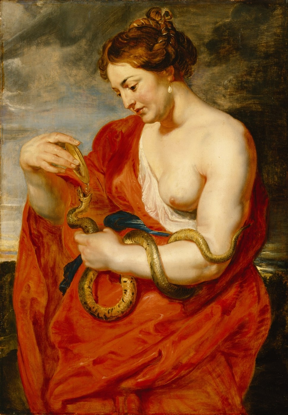 Peter Paul Rubens - Hygeia