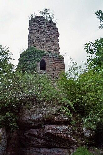 Château de Greifenstein - Petit-Greifenstein