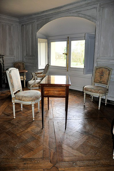 file petit trianon chambre de la premi re femme de chambre wikimedia commons. Black Bedroom Furniture Sets. Home Design Ideas