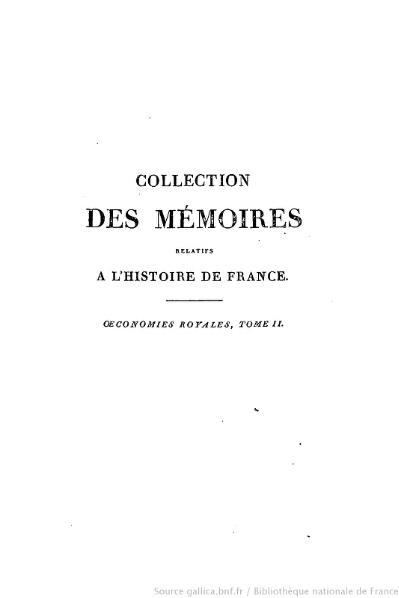 File:Petitot - Collection complète des mémoires relatifs à l'histoire de France, 2e série, tome 2.djvu