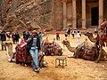 Petra, Jordan. People, Camels and Love in air (4).jpg