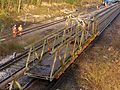 Petts Wood railway footbridge demolition (32886520471).jpg
