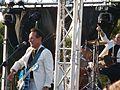 Philippe Masse « Seimar » et Michel « Chelmi » Papain en concert à la base de loisirs de Fréjus (Var) le 30 mai 2015.jpg
