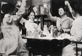 Photograph of Violet Oakley, Jessie Willcox Smith, Elizabeth Shippen Green, and Henrietta Couzens.png
